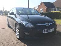 2011 61 Hyundai I30 1.6 CRDI Comfort Turbo Diesel 5DR Hatchback CHEAP ROAD TAX £30 CHEAP INSURANCE