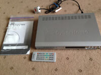 Cyberhome DVR-1600 DVD Recorder, Almost New Condition, With Remote Control