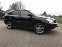 Lexus RX 400h 3.3 SE-L CVT 5dr - ONLY 1 OWNER FROM NEW, VERY LOW MILEAGE