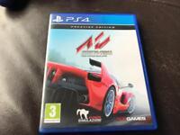 PS4 game Assetto corsa