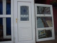 upvc window very useful for kitchen extension or garage complete with keys