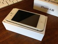 iPhone 4S 64GB Unlocked White Excellent Condition