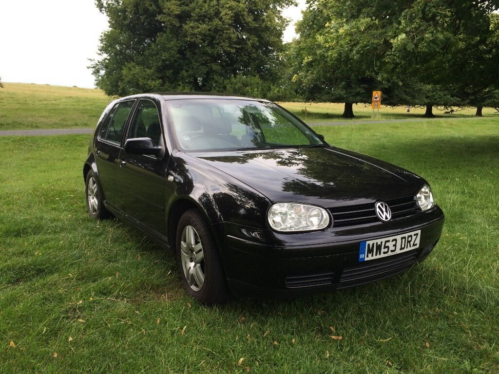 vw mk4 golf gt tdi 130 dimond black pearl 53 plate dec 03 in horsham west sussex gumtree. Black Bedroom Furniture Sets. Home Design Ideas