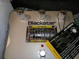 Black Star HT overdrive pedal