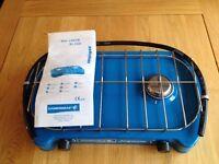 New Campingaz lagoon cooker.