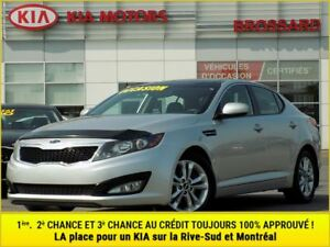 2012 Kia Optima EX+ Toit Panoramique/Cuir