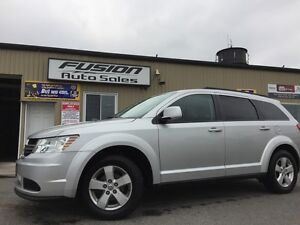 2011 Dodge Journey 1 OWNER OFF LEASE-ALLOY WHEELS-5 PASS-LOADED Windsor Region Ontario image 1