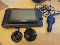 Sat Nav GPS in car device - Recently updated - Perfect condition