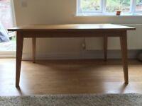 John Lewis stride extending finding table
