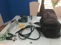 Gas flue Analyser and kit