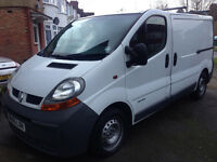 RENAULT TRAFFIC 1.9DCI 2005 SWB 6 SPEED GEARBOX 136000 MILES READY FOR WORK
