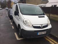 Vauxhall Vivaro 2.0 cdti swb