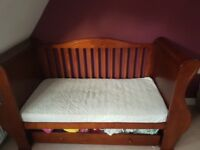 Cot and Toddler Bed Tutti Bambini