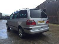 2006 ford Galaxy Ghia tddi very clean car. One owner from new