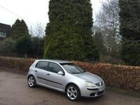 2006 VOLKSWAGEN GOLF 1.9 TDI SE SILVER ALLOYS NATIONWIDE DELIVERY WARRANTY AVAILABLE