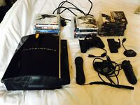 PlayStation 3 plus Games and Accesories