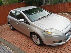 Fiat, BRAVO, Hatchback, 2008, Manual, 1368 (cc), 5 doors