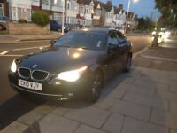 *** REDUCED*** BMW 5 SERIES 2010, Leather Interior, Black, Allows, Sound System. LADY DRIVER ***