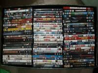 155 Dvds ideal for seller