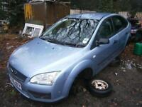 ** NEWTON CARS ** BREAKING 2006 FORD FOCUS 1.8 TDCI, 5 DOOR, MOST PARTS AVAILABLE, CALL US