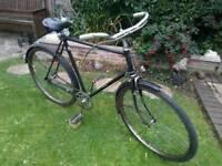 Vintage Raleigh mens bike