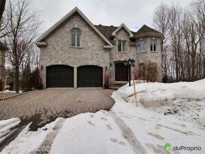949 000$ - Maison 2 étages à vendre à Ste-Julie