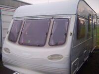 1996/97 , 5 berth caravan , avondale caravan