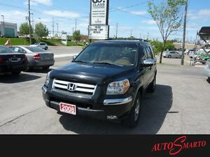 2008 Honda Pilot EX-L,TOP OF THE LINE WITH NAVIGATION