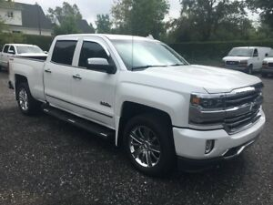2017 Chevrolet Silverado 1500 High Country+COMME NEUF+TOIT+GPS