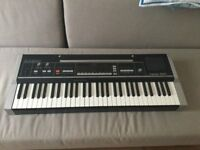 Casio Synthesizer Casiotone 1000p vintage keyboard