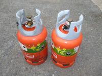 Gas bottles new design bottles