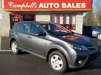 2014 Toyota RAV4 LE AWD AUTOMATIC!! AIR, CRUISE, POWER WINDOWS A