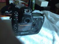Nikon D3 Full Frame DSLR