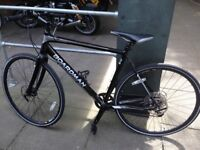 BOARDMAN HYBRIB PRO LARGE BICYCLE BARELY USED not specialized cube cannondale carrera