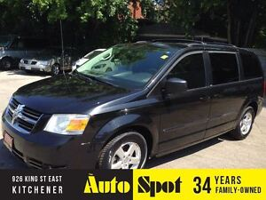 2008 Dodge Grand Caravan SXT/NEW TIRES/POWER SLIDING DOORS!! Kitchener / Waterloo Kitchener Area image 1