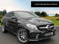 Mercedes-Benz GLE Class GLE 350 D 4MATIC AMG LINE (black) 2016-05-31