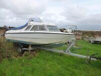 For sale micro plus 502 fishing boat