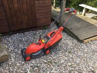 Flymo lawnmower (less than 1 year old)