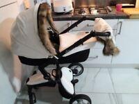 Baby bundle pram & essentials