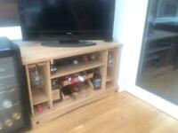 Tv stand drinks cabinet