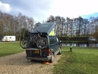 1995 Mazda Bongo AFT 2.5L Diesel with rear conversion 4 berth