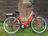 New electric cycle, bike, bicycle