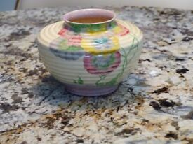 Claris Cliff posy vase