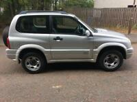 2005 SUZUKI GRAND VITARA 2.0 TD SE, 3 Door, DIESEL, Manual, MOT'ed 13 Months.