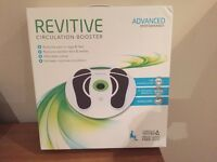 Revitive circulation booster with carry case