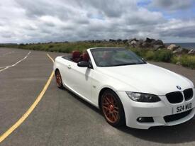 BMW 320d M-Sport Convertible