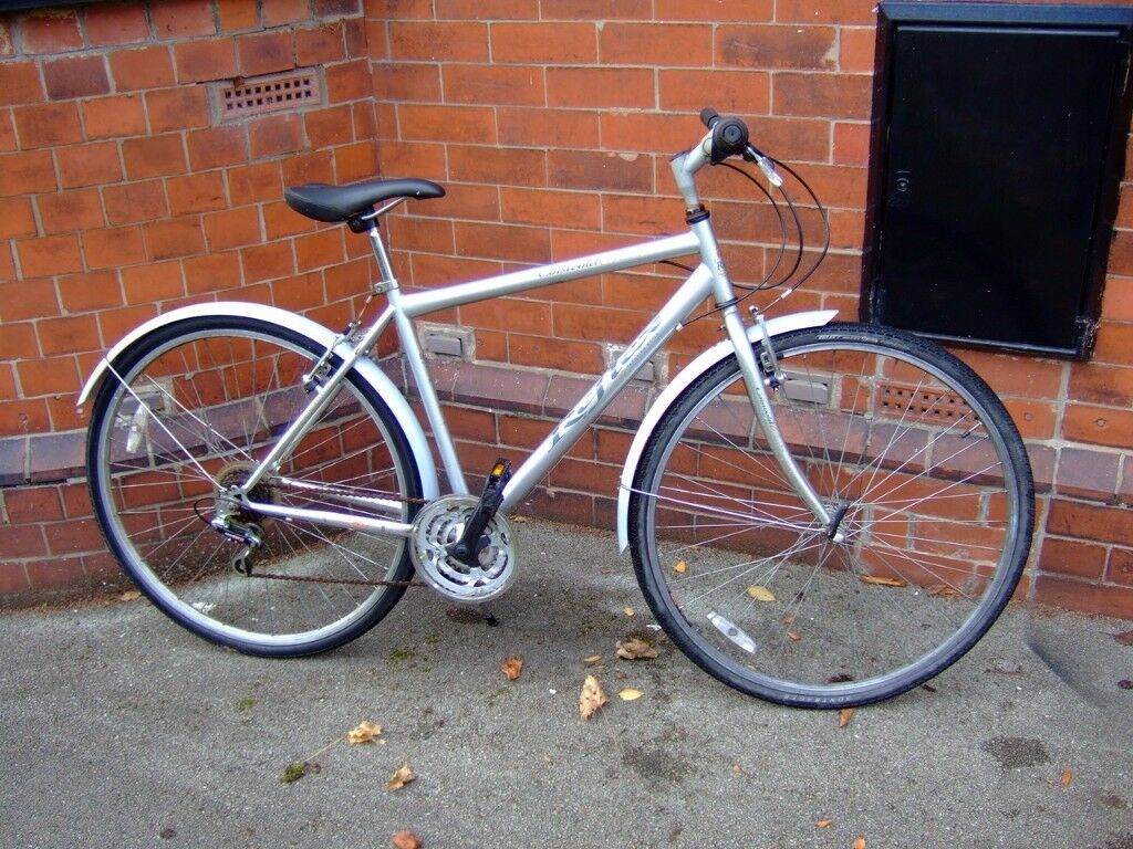 HYBRID TOWN ROAD BIKE MANCHESTER STUDENT