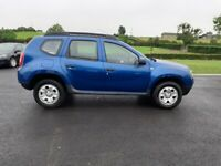 2014 DACIA DUSTER Ambiance 1.5 DCi