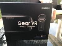 Samsung Gear VR oculus virtual reality goggles set