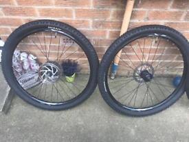 Mountain bike 27.5 wheels